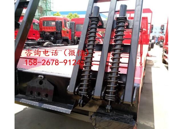 平板车爬梯|挖机拖车爬梯|挖机